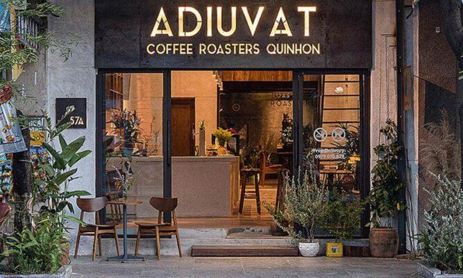 Adiuvat Coffee Roasters Quy Nhơn