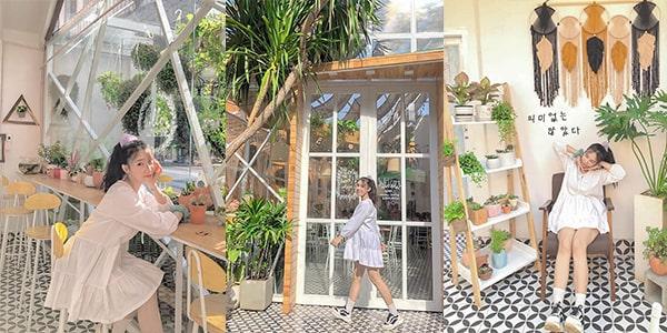 cafe nhà của nắng bmt